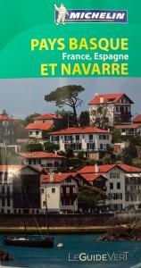 Michelin le guide Vert Pays Basque 2016